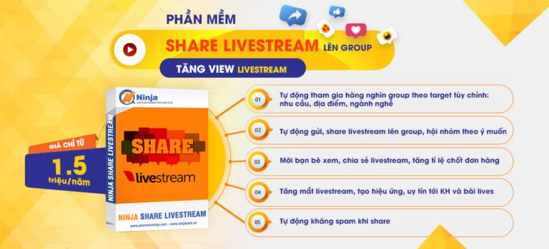 ninja-share-livestream-phan-mem-share-livestream-len-group