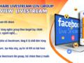 Ninja Share Livestream - Phần mềm share Livestream lên Group, tăng view hiệu quả