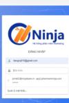 Giao diện đăng nhập tool nuôi nick trên điện thoại