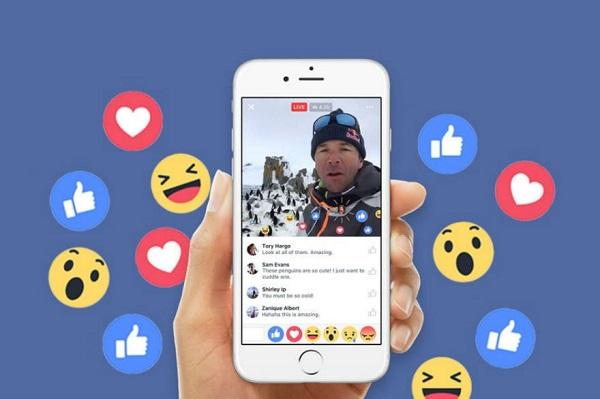 Phần mềm livestream facebook