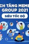 cách tăng member group