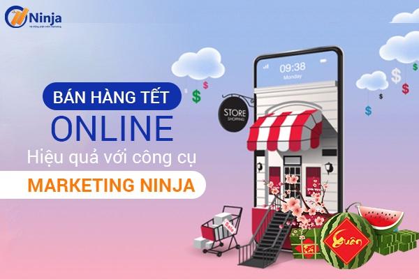 tết kinh doanh Online hiệu quả